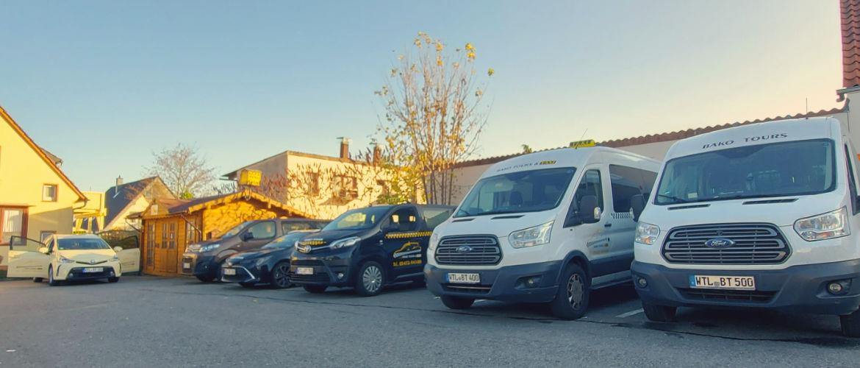 Flotte Bako Tours & Taxi GmbH